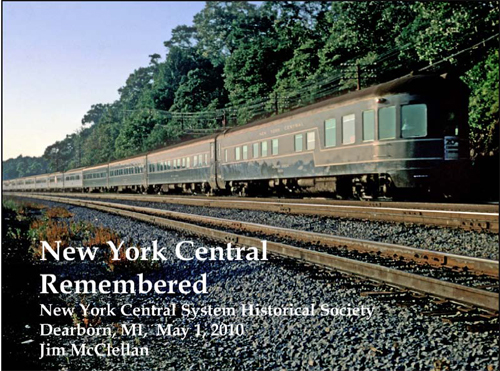 New York Central Historical
